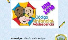 lLEY DE INFANCIA Y ADOLESCENCIA