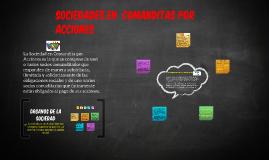 Sociedades en  comanditas