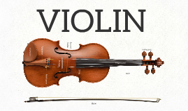 Copy of VIOLIN