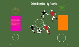 Saint Nicholas   By Francis