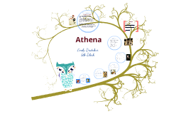 Athena- Goddess of Wisdom and War