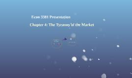 Econ 3381 Presentation
