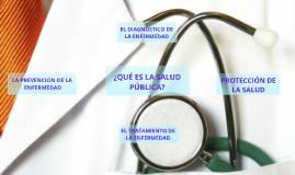 Copy of MEDICINA Y SALUD PÚBLICA