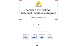 Parwaan Pre School: A School Readiness Program (South Punjab)