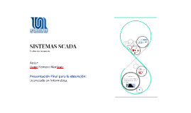 Copy of SISTEMAS SCADA