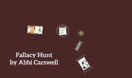 Fallacy Hunt