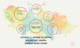 ACTIVIDAD 2 : INFORME DE LECTURA