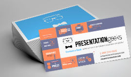 Presentation Geeks Services Video Version
