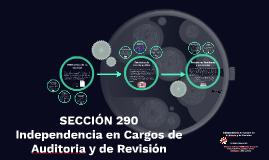 Sección 290