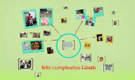Copy of feliz cumpleaños Lizeth