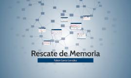 Rescate de Memoria