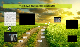 DREAMS THE ROAD TO SUCCESS