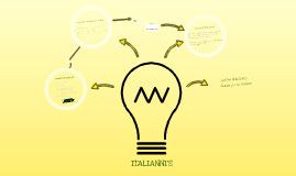 Proyecto Italiannis