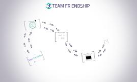 Team Friendship hike trip Recruiting Presentation