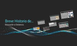 Breve Historia de...