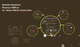 Copy of Derecho Financiero