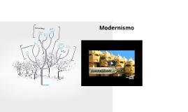El Modernismo JOSÉ/SV