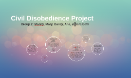 Civil Disobedience Project