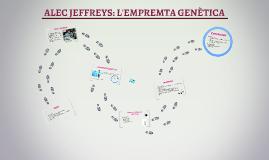 Alec Jeffreys: L'empremta genètica