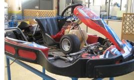 Copy of Motorisation électrique asynchrone d'un karting