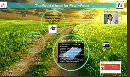 Copy of Copy of The Road Ahead for PowerPoint