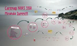 Caremap NURS 3350
