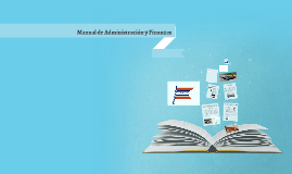 Manual de Administración y Finanzas