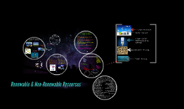 Ecology Project- Renewable & Non-Renewable Resources