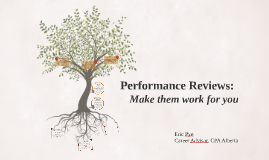 Performance Reviews (CPA Version)