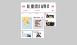FOLKEDRAB I RWANDA