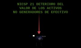 Copy of NICSP 21 DETERIORO DEL VALOR DE LOS ACTIVOS NO GENERADORES D