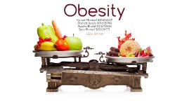 Copy of Copy of Obesity