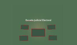 Escuela Judicial Electoral