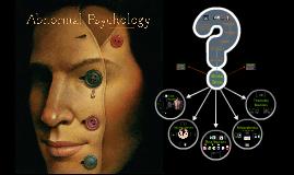 Copy of Copy of Unit 9: Abnormal Psychology
