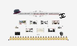 Copy of COCO CHANEL: LA RIVOLUZIONE DEL NOVECENTO