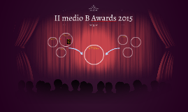 II medio B Awards 2015
