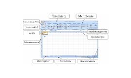 Der Excel-Bildschirm