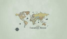 Location Recce