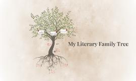 My Literary Family Tree