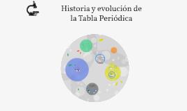 Historia y evolución de la Tabla Periódica