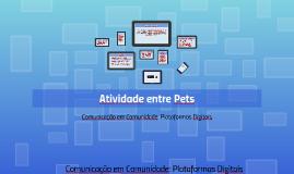 Atividade entre PETs