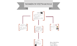 WOMEN IN VIETNAM WAR