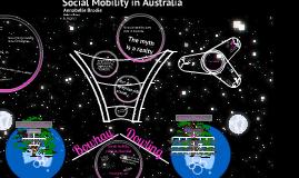 Social Mobility in Australia