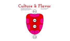 Culture & Flavor