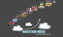 Marathon média
