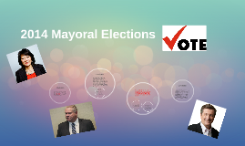 2014 Mayoral Elections