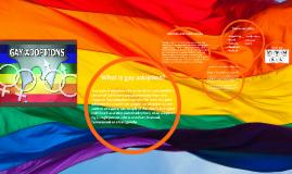 Copy of Gay adoption