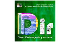 Organización centro educativo