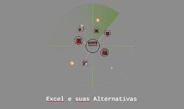 Excel e suas Alternativas