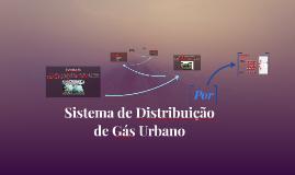 Sistema de Distribuição de Gás Urbano